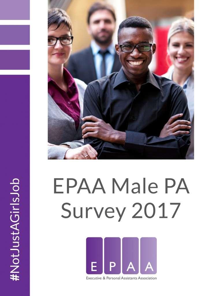 EPAA Survey cover