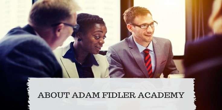 About Adam Fidler Academy