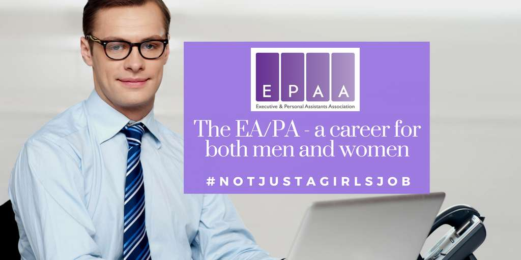 The EA_PA - a role for both men and women image